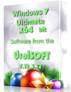 Windows 7 x64 Ultimate UralSOFT v.12.3.12 (2012) Русский