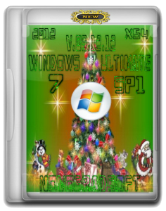 Windows 7 Ultimate SP1 x64 NovogradSoft [v.09.12.12] (2012) Русский