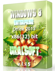 Windows 8 x86 Enterprise UralSOFT 1.15 (2012) Русский