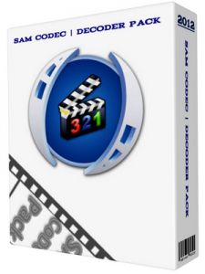 SAM CoDeC and DeCoDeR Pack 2012 4.75 Final (2012) Русский