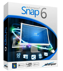 Ashampoo Snap 6 v6.0.3 Final / RePack by KpoJIuK / Portable (2012) Русский присутствует