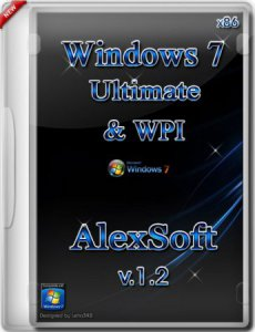 Windows 7 Ultimate SP1 x86 & WPI by AlexSoft v.1.2 (2012) �������