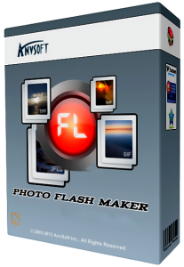 AnvSoft Photo Flash Maker Professional v5.52 Final (2012) Русский присутствует