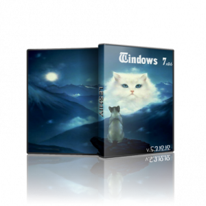 Windows 7 x32 Ultimate by Leshiy v.5.12.12 (2012) �������