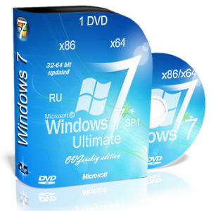 Windows 7 Ultimate nBook IE10 by OVGorskiy® 12.12 1 DVD (32bit+64bit) (2012) Русский