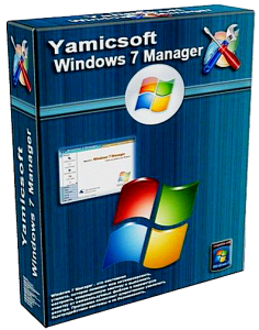 Windows 7 Manager v4.1.9 Final + Portable (2012) Английский