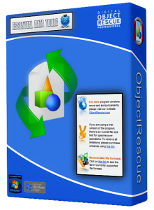 ObjectRescue Pro v6.9 build 947 Final (2012) ������� ������������