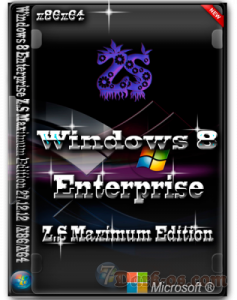 Windows 8 Enterprise Z.S Maximum Edition X86/X64 v.27.12.12 (2012) Русский