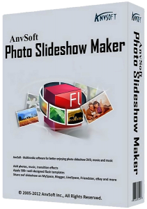 AnvSoft Photo Slideshow Maker Professional v5.53 Final + Portable (2012) Русский присутствует