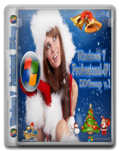 Windows 7 Professional SP1 x64 DDGroup [v.1] (RUS) 29.12.12