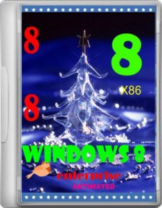 Windows 8 x86 Enterprise SURA SOFT v.01 (2013) Русский