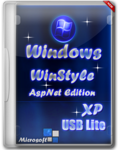 Windows WinStyle AspNet Edition XP SP3 USB Lite (20.12.2012) Русский