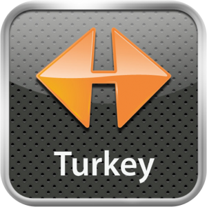 NAVIGON Turkey (������) [v2.3, ���������, iOS 5.0, RUS]