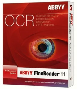 ABBYY FineReader 11.0.110.121 (122) Professional & Corporate Edition (2012) 2 RePack's