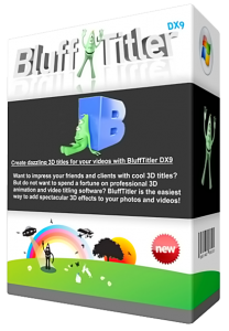 BluffTitler DX9 iTV v8.7.0.0 Final + Portable + SuperPack v8.7.0.0 by VPP (2012) Русский присутствует