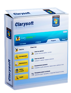 Glary Utilities Pro v2.52.0.1698 Final / RePack & Portable by D!akov / Portable (2013) Русский присутствует