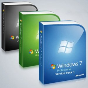 Windows 7 3in1 SP1 by AlexSoft v.1.3 (x86) [2013] Русский