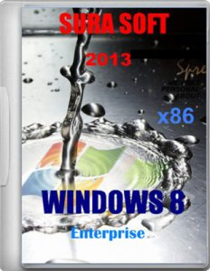 Windows 8 x86 Enterprise SURA SOFT v1.1 + MiniWPI (2013) �������