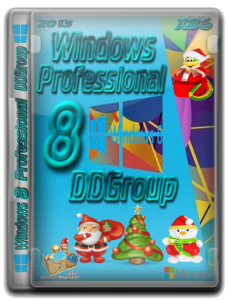 Windows 8 Professional vl x86 DDGroup [v1] (2013) Русский
