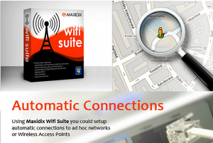 Maxidix Wifi Suite v11.11.8 Build 71 Final (2013) ������� ������������