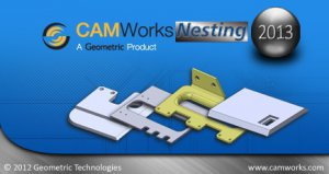 CAMWorks Nesting 2013 SP0 for SolidWorks 2010-2013 x86+x64 (2013) Английский