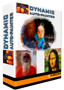 Mediachance Dynamic Auto-Painter v2.6.0 Final / RePack / Portable + Dynamic Auto-Painter x64 PRO v3.2.0 Final / Portable (2013)
