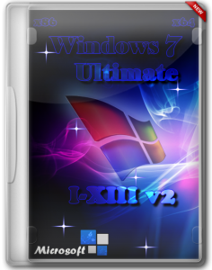 Windows 7 Ultimate SP1 x86/x64 I-XIII v2 by lopatkin (2013) �������