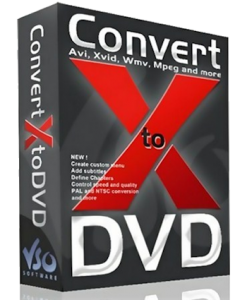 VSO ConvertXtoDVD 5.0.0.37 Final (2013) RePack by elchupacabra