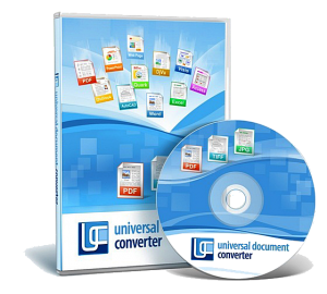 Universal Document Converter v5.5 build 1212.31170 Final (2013) Русский присутствует