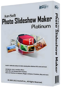AnvSoft Photo Slideshow Maker Platinum v5.55 Final (2013) Русский присутствует