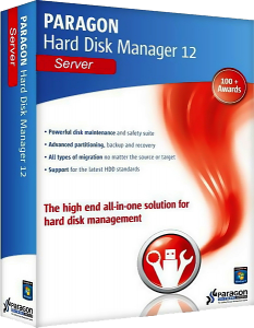 Paragon Hard Disk Manager 12 Server v10.1.19.15839 Final (2013) Русский