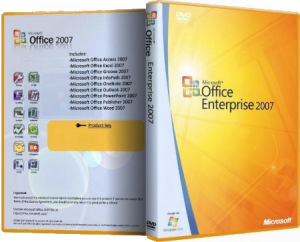 Microsoft Office 2007 Enterprise + Visio Premium + Project Professional + SharePoint Designer SP3 RePack by SPecialiST V.13.1 (29.01.2013) Русский