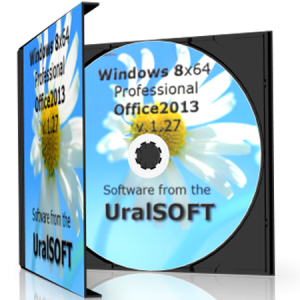 Windows 8 x64 Professional & Office2013 UralSOFT v.1.27 (2013) Русский