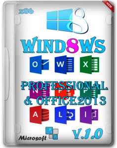 Windows 8 Professional & Office2013 by Yagd -v1.0 [x86] [2013] Русский