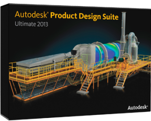 Autodesk Product Design Suite Ultimate 2013 (Русский + Английский)