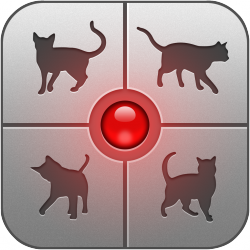 [SD] Human-to-Cat Translator Deluxe / ���������� �� �������, ������ ���� [1.1, �����������, iOS 4.3, ENG]