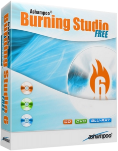 Ashampoo Burning Studio Free 6.83 (2013) ������� ������������