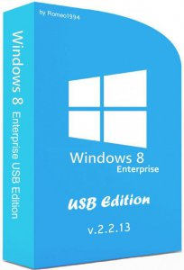 Windows 8 (x86)(x64) Enterprise USB Edition v.2.2.13 by Romeo1994 (2013) Русский