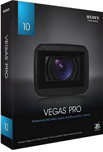 Sony Vegas Pro 10.0e Build 737 RePack by KpoJIuK + Sony Vegas Pro 10.0e Build 737 Portable by Punsh (2011) Русский + Аглийский