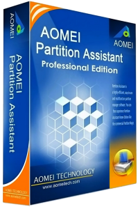 AOMEI Partition Assistant Pro Edition v5.1 Retail + Portable (2012) Русский присутствует