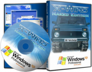 Windows XP Professional SP3 (X-Wind) by YikxX, RUS, VL, x86, AHCI/RAID Adv [Naked Edition 2013] (07.02.2013)