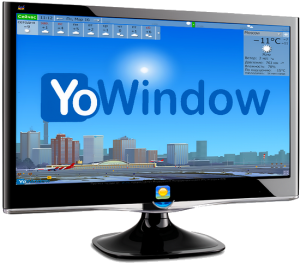YoWindow Unlimited Edition 3S Build 144 Final + Portable (2013) Русский присутствует