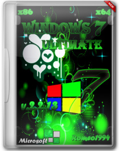 Windows 7 (x64/x86) Ultimate by Romeo1994 v.2.2.13 (2013) Русский