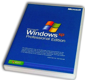 Windows XP Professional SP3 x86 v1 by Vannza (2013) Русский