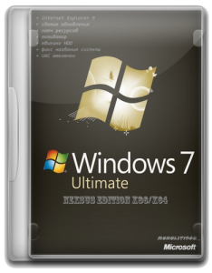 Windows 7 SP1 Ultimate Nexsus Edition x86/x64 (16.02.2013) Русский