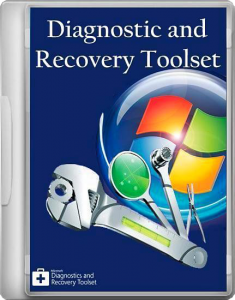 Microsoft Diagnostic and Recovery Toolset (MSDaRT) 8.0 x86/x64 (2012) Русский + Английский