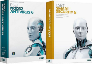 ESET Smart Security / ESET NOD32 AntiVirus 6.0.308.2 Final (2013) Русский