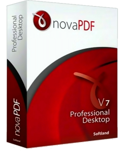novaPDF Professional Desktop 7.7 build 388 Final (2013) Русский присутствует