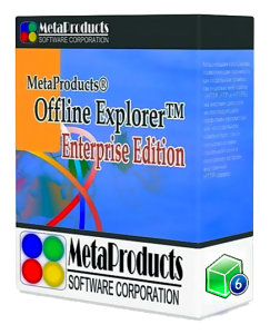 MetaProducts Offline Explorer Enterprise v6.5.3904 SR1 + MetaProducts Portable Offline Browser v6.5.3904 SR1 (2013) Русский присутствует