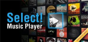 Select! Music Player 1.0.1 [Android 3.1+, ENG]